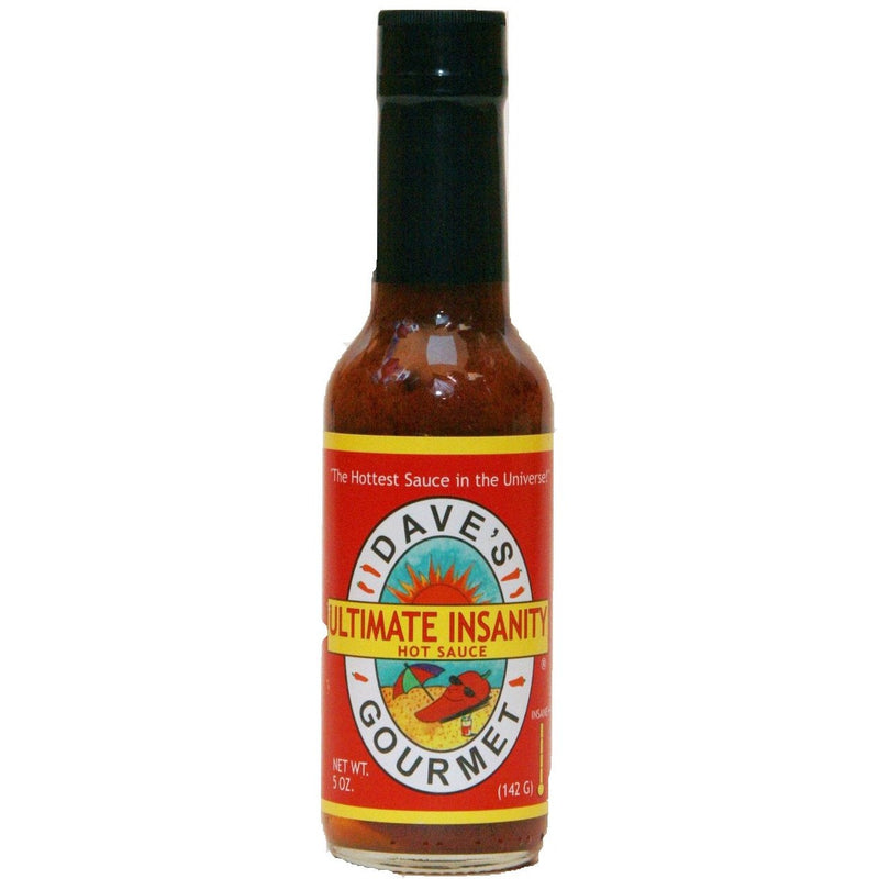 Dave's Ultimate Insanity Hot Sauce 5oz