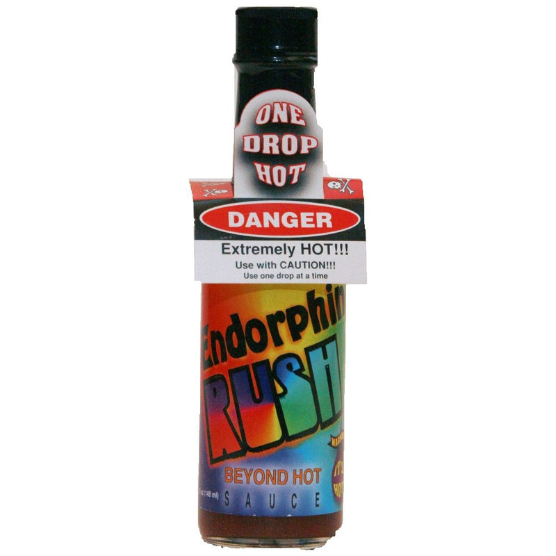 Endorphin Rush Hot Sauce 5oz