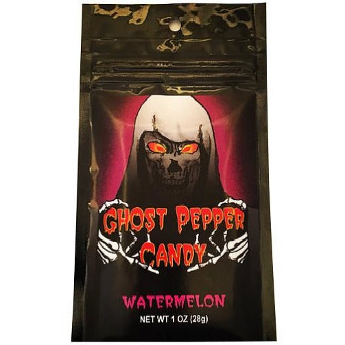 Ghost Pepper Candy; Watermelon 1 oz.