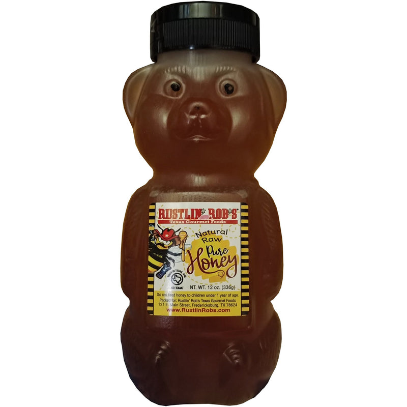 Honey Bear 12oz. by Rustlin' Rob's