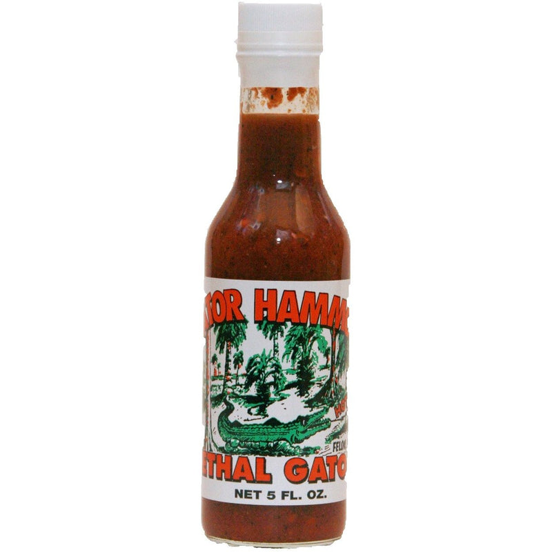 Lethal Gator Hot Sauce 5oz