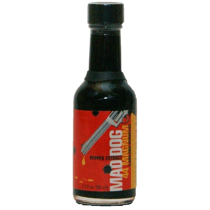 Mad Dog 44 Magnum Pepper Extract 4 Million Scovilles – 1.7oz