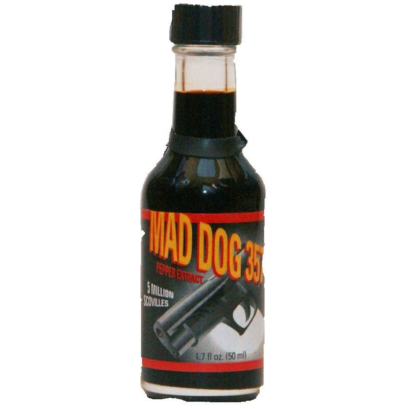 Mad Dog 357 Pepper Extract 5 million Scoville Units 1.7oz