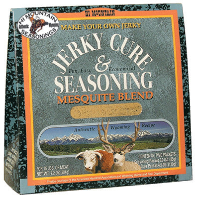 Mesquite Blend Jerky Seasoning by Hi Mountain Jerky