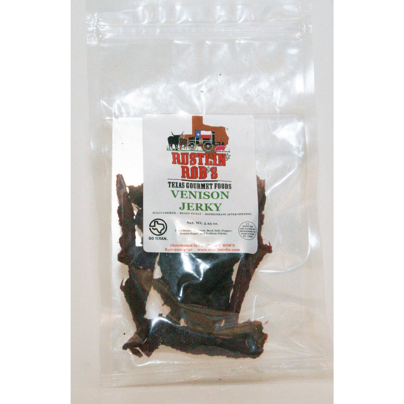 Venison Jerky by Rustlin' Rob's