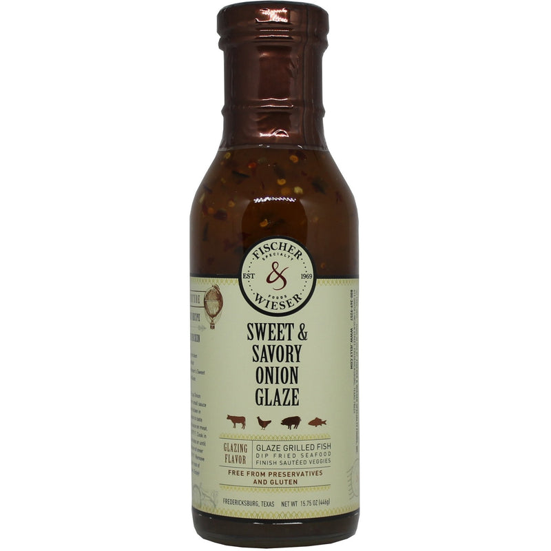 Sweet & Savory Onion Glaze 15.75oz by Fischer and Wieser