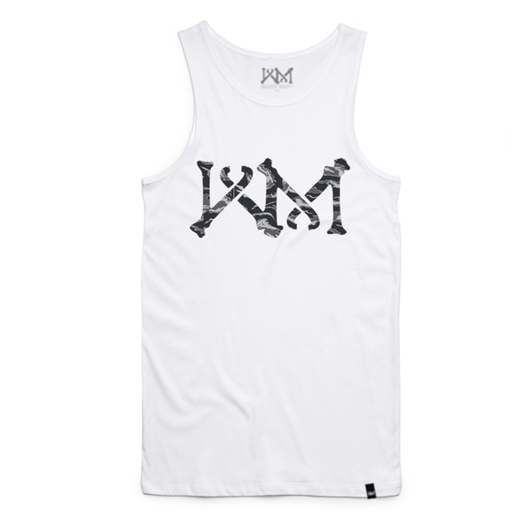 Wise Minds Classic Camo Tank