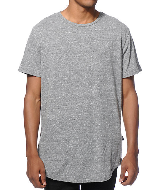 EPTM Heather Grey OG Long Tee
