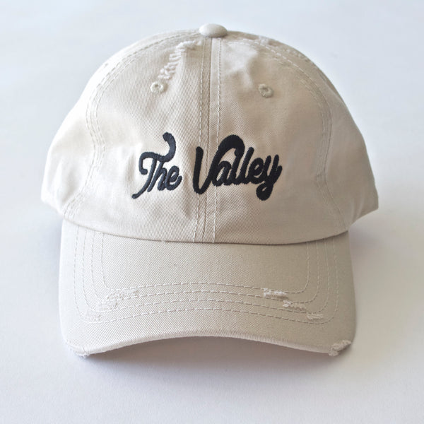 The Valley Dad Hat Stone