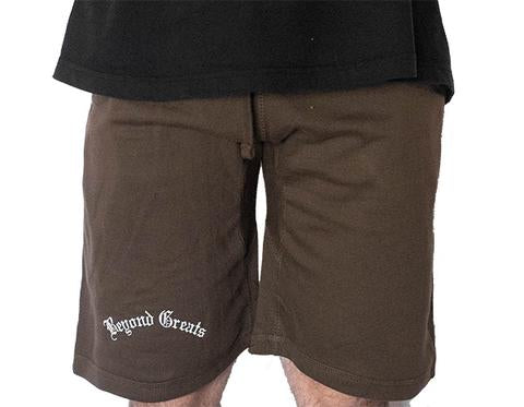 BEYOND GREATS Olive green Classic Shorts