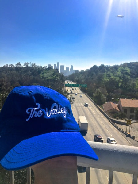 Valley Hat Dodger Blue LA Edition