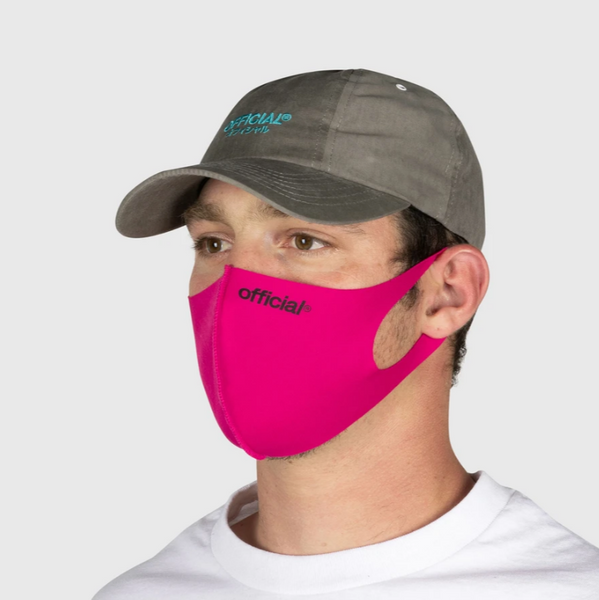 Official Face Mask (Pink)