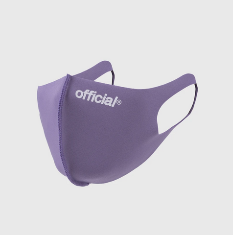 Official Face Mask (Purple)