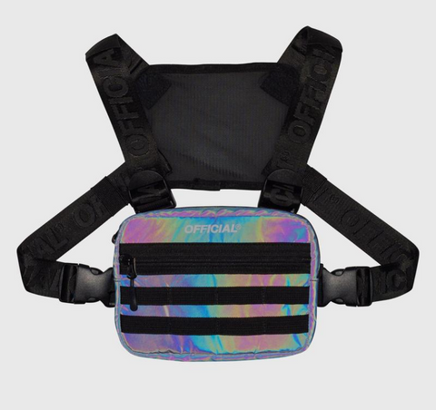 Official Reflective Mini Chest Bag