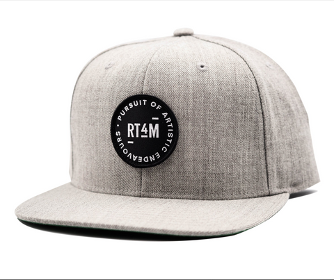 RT4M Heather Endeavour Snapback Hat