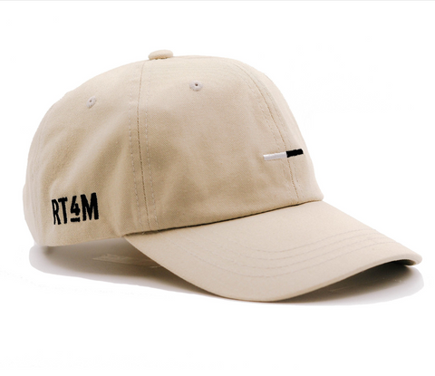 RT4M Stone Bar Logo Dad Hat