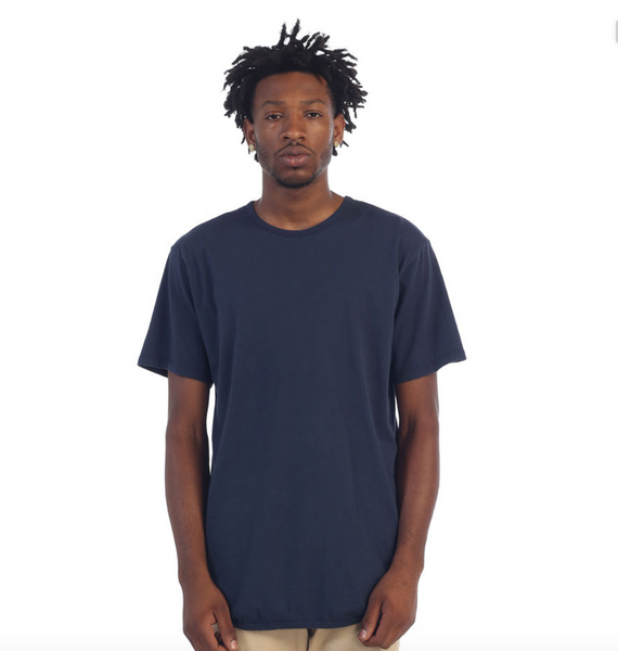 EPTM Original Elongated Tee Navy