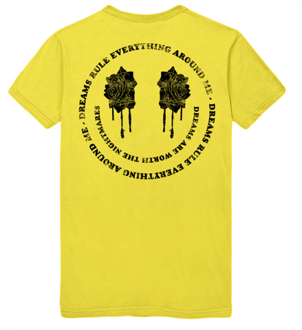 D.R.E.A.M. Nightmares Yellow T-Shirt
