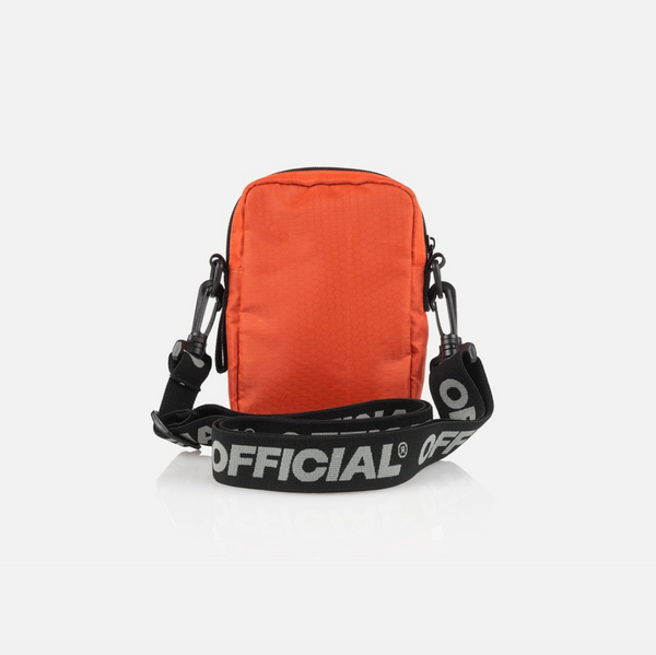 Official Streetwear EDC Utility Orange Shoulder Bag