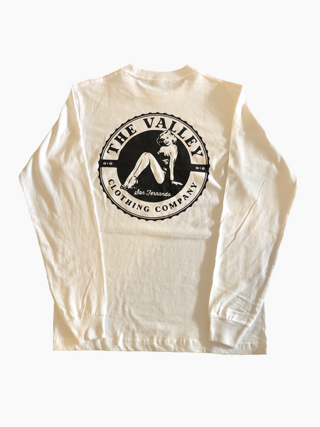 The Valley Girl Long Sleeve