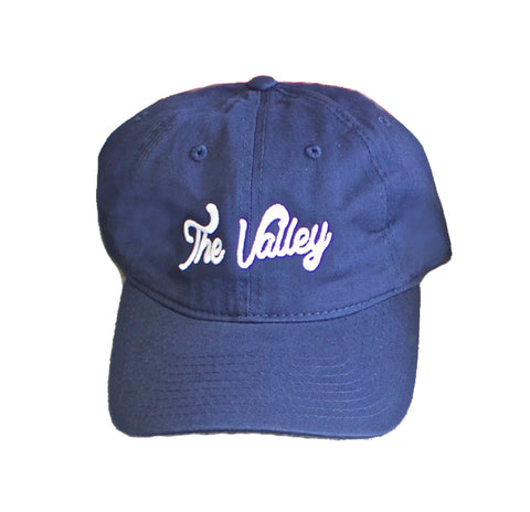 Navy Blue Valley Hat