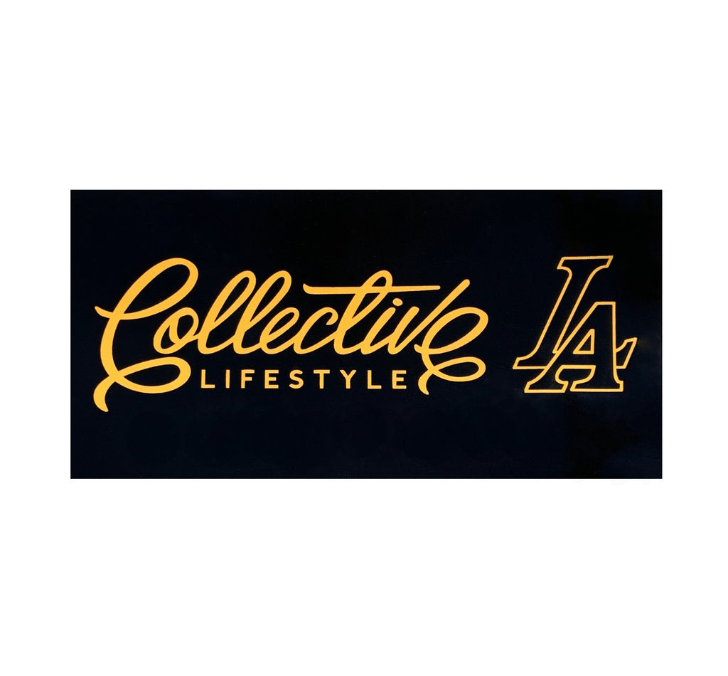 Collective Lifestyle LA sticker