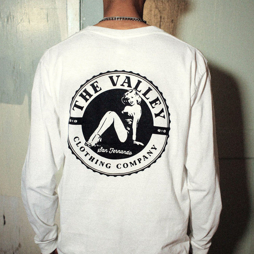 SFV Clothing Valley Pinup Longsleeves