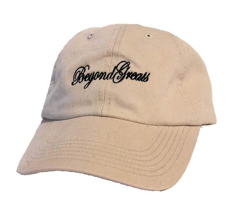 Beyond Greats Curvy B's Dad Hat