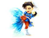 Tier 1 Chun Li Chibi Street Fighter Figure only