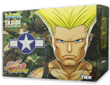Tier 1 Guile Chibi Street Fighter Box