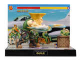 Tier 1 Guile Chibi Street Fighter Side