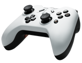 Tier 1 PS3 Controller - Alpine White Side