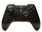 Tier 1 PS3 Controller - Reaper Black Front