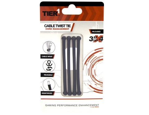Tier1 Cable Twist Ties