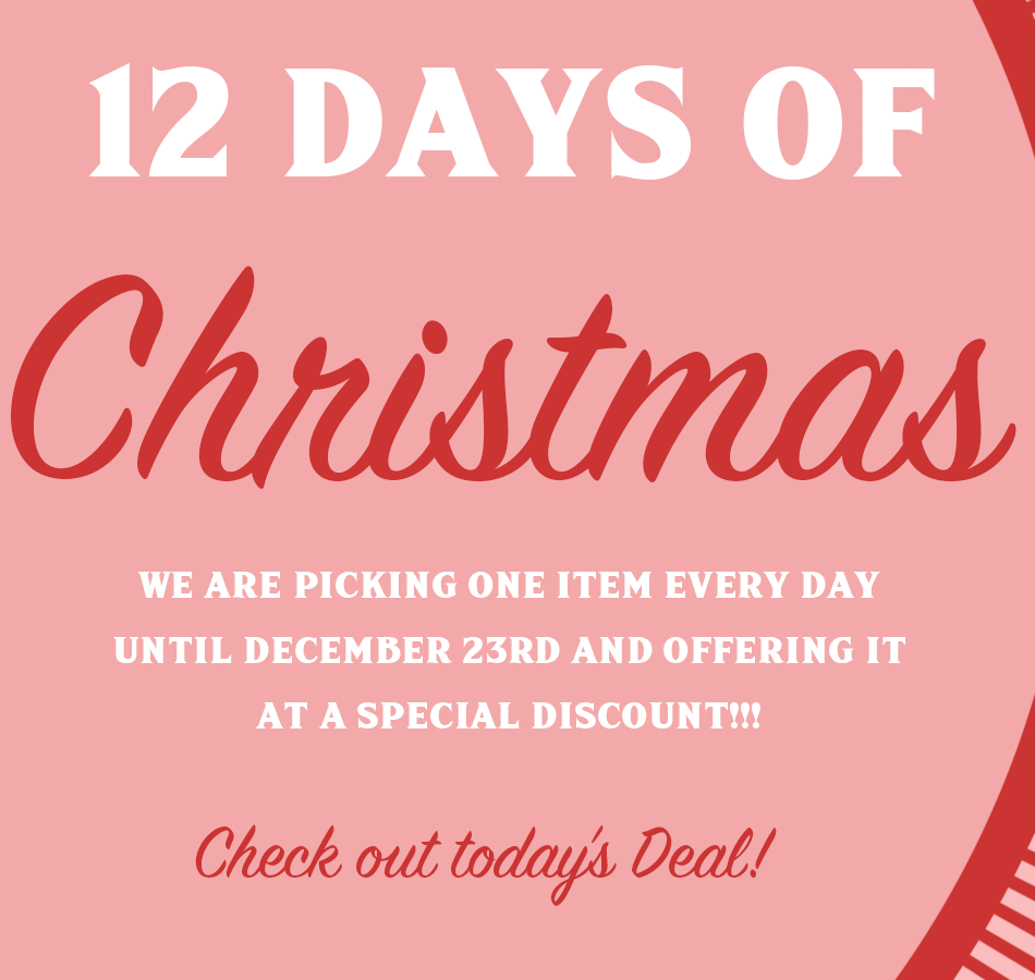 12 Days of Christmas at Heart of Haute!