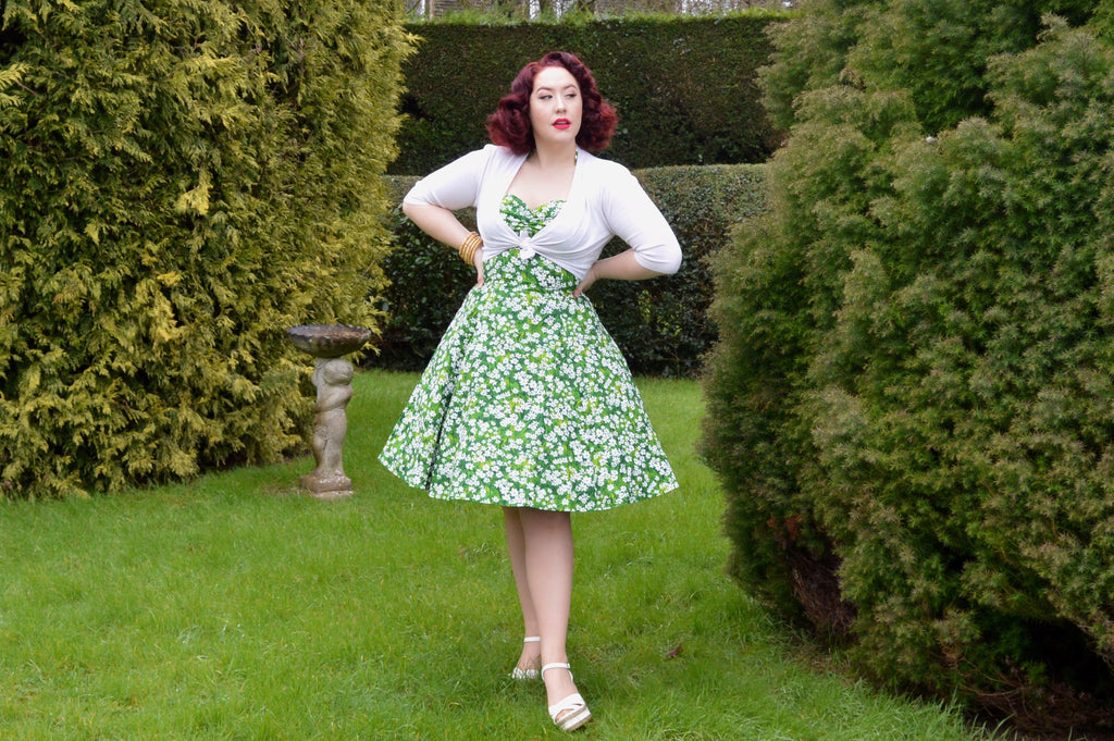 Blog Share!  Miss Amy May in the Sweetie Dress
