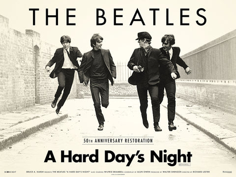 Top 5 mod style movies - a hard day's night