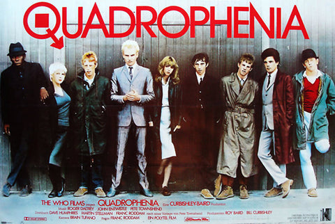 5 movies with sharp mod style - quadrophenia