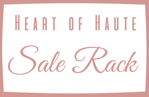 heart of haute sale rack