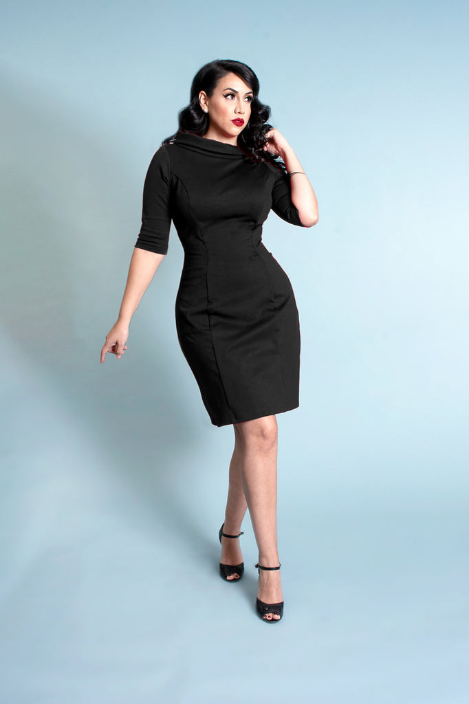 Dana Dress- Black