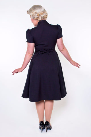 Manhattan Dress - Black - Heart of Haute  - 3