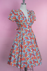 Millie Dress - Harlow Floral - Heart of Haute
