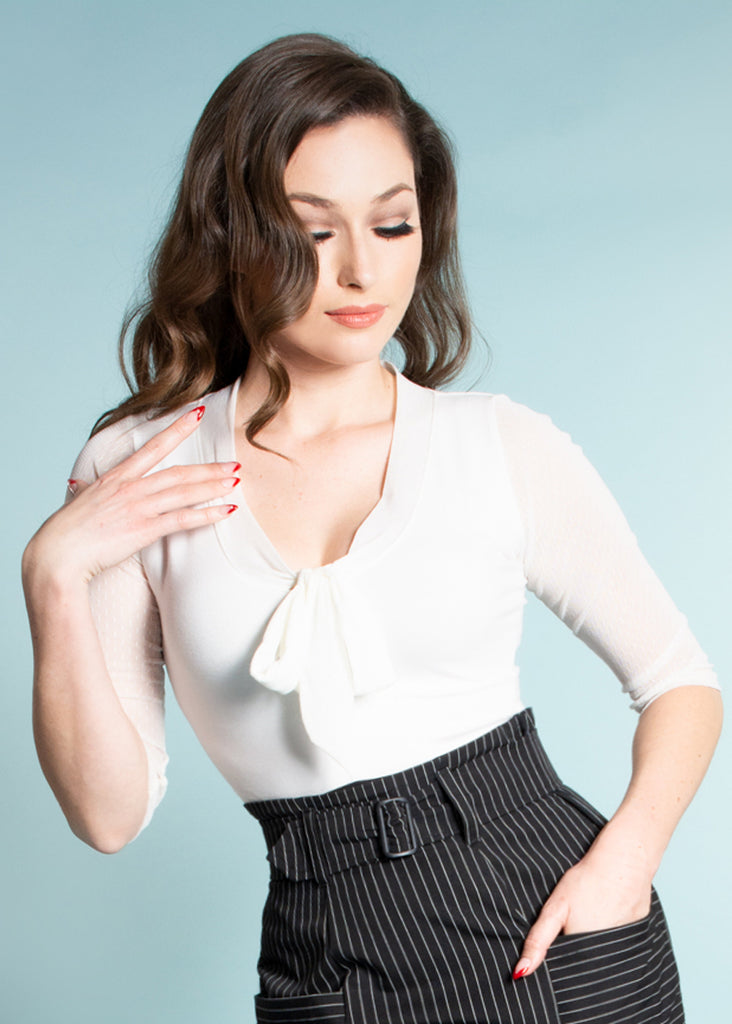 Inspiration Top - Ivory