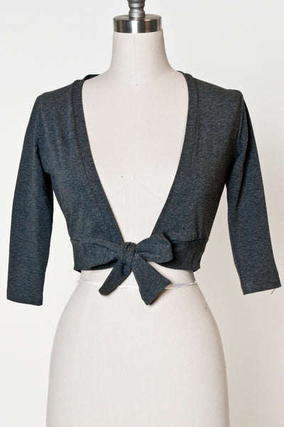 Sweet Sweater - Grey - Heart of Haute