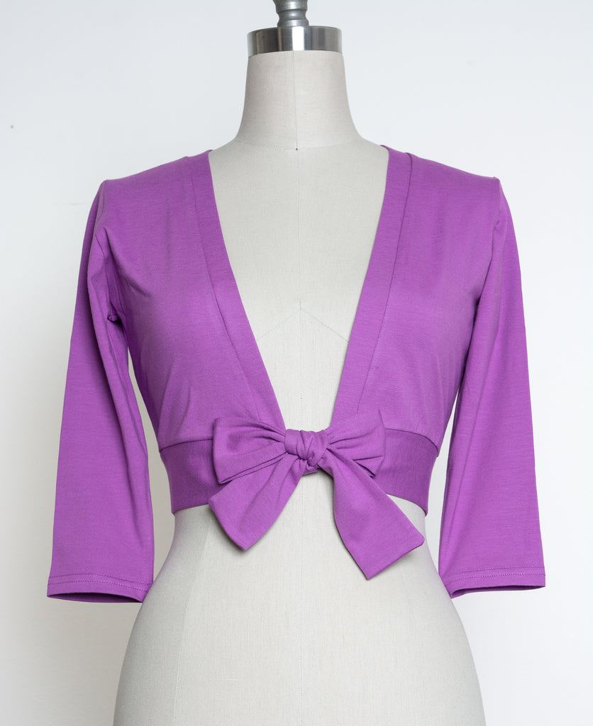 Sweet Sweater - Lilac - Heart of Haute