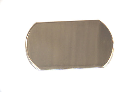 Animal Rest® Placa Militar