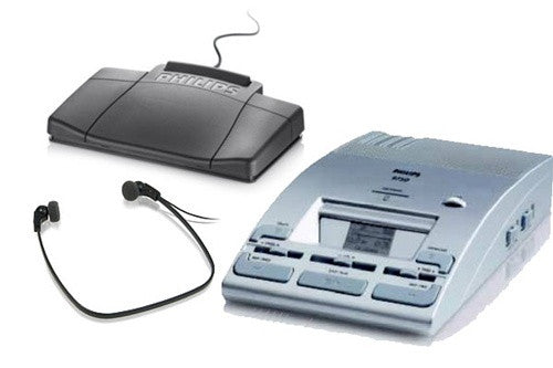 Philips LFH-9750 Digital Desktop Transcriber