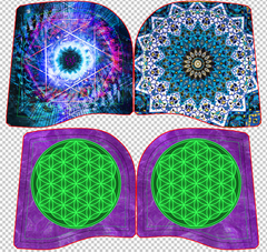 Flower of Life / Mandala / Om