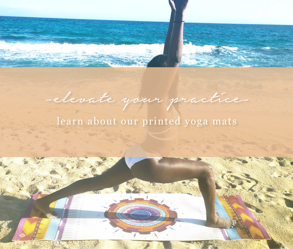 The New Age of Yoga Mats Learn More