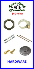 Scooter Moped Hardware Parts